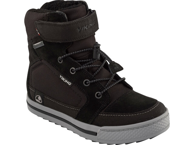 Viking Footwear Zing GTX Kengät Lapset, black/grey